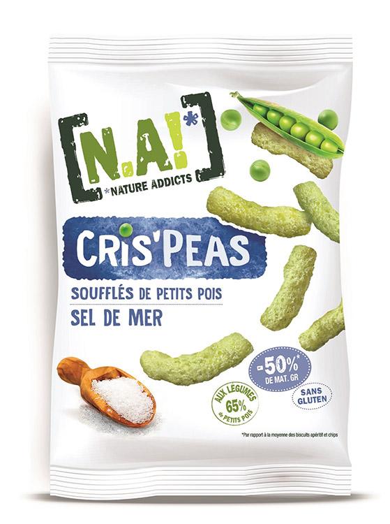 [N.A!] Cris\'Peas -Sel de Mer- 50g
