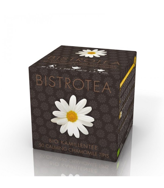Bistrotea - TIPIS - Infusion Camomille Bio 50 sachets