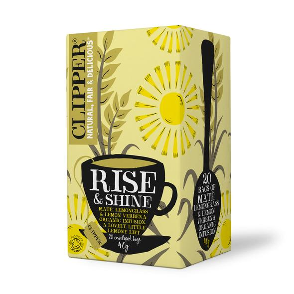 Clipper Tea - Rise & Shine