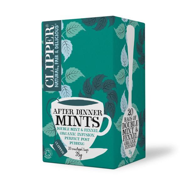 Clipper Tea - After Dinner Mints