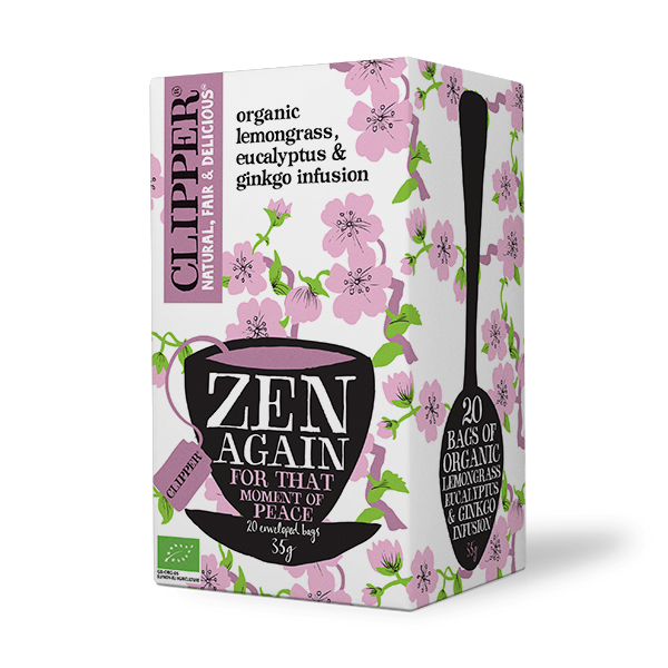 Clipper Tea - Zen Again
