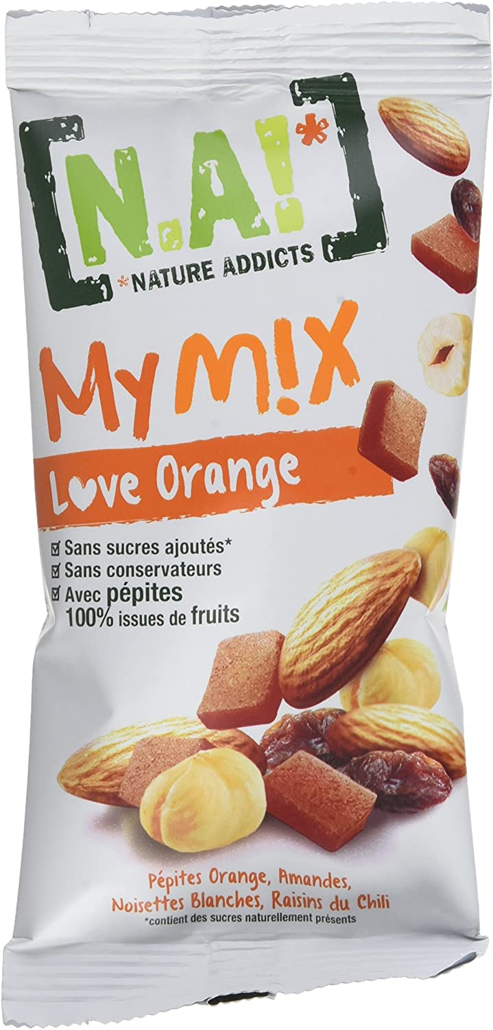 [N.A!] My Mix -Love Orange- 40g