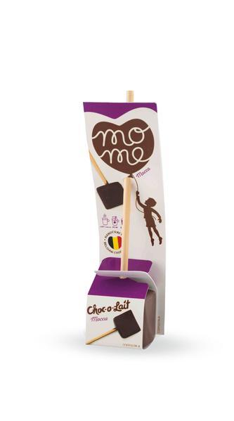Choc-o-Lait-Bâtonnet de Chocolat au Café - 33g -OFFRE SPECIALE DLC 08 NOVEMBRE