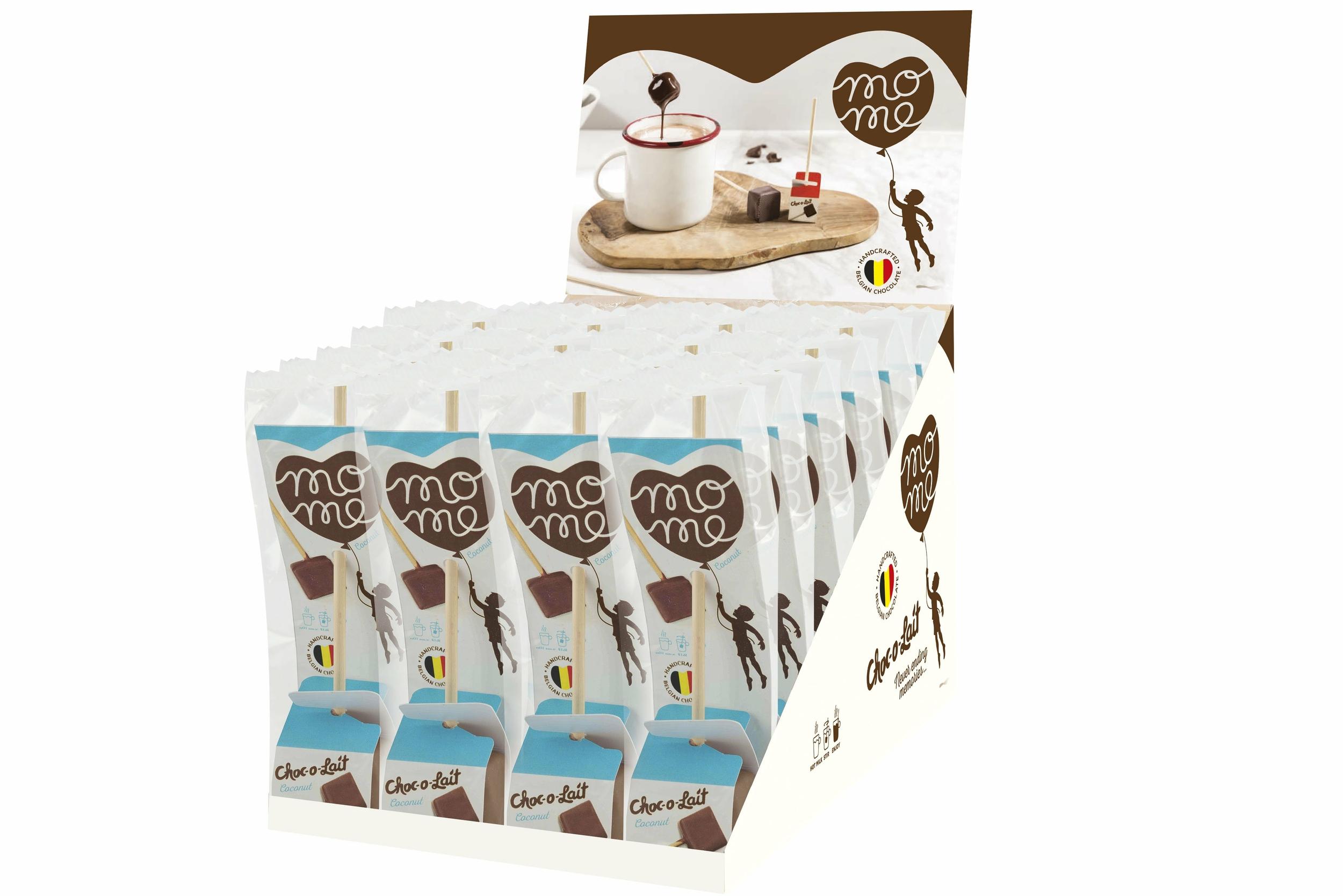 Choc-O-Lait Coconut - Boite de 24 x 33g OFFRE SPECIALE DLC NOVEMBRE