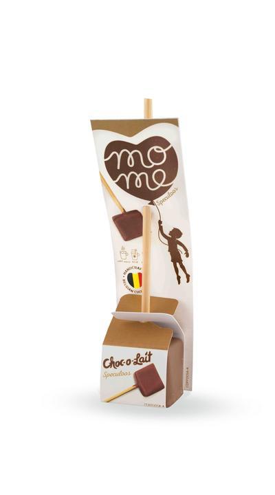 Choc-O-Lait Bâtonnet de Chocolat au Spéculoos - 33g -OFFRE SPECIALE DLC 01 NOVEMBRE