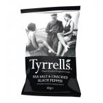 Tyrell's Sel de Mer & Poivre - 40g