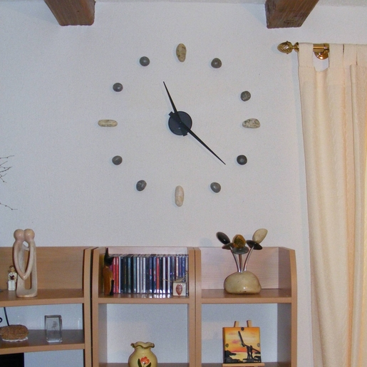 Nouvelle collection 2013 blog de galets deco et design - Horloge murale personnalisable ...