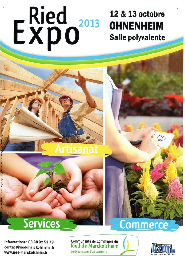Ried Expo 2013