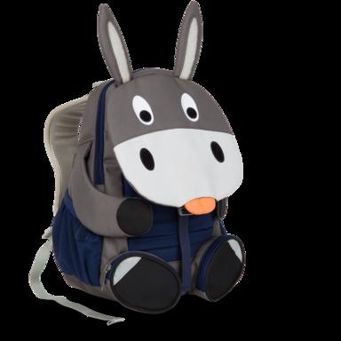 Chloé l'âne : sac à dos pour enfant. Grands amis (3-5 ans)