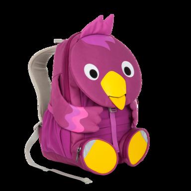 Léna l'oiseau : sac à dos pour enfant. Grands amis (3-5 ans)