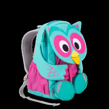 Emma la chouette : sac à dos pour enfant. Grands amis (3-5 ans)
