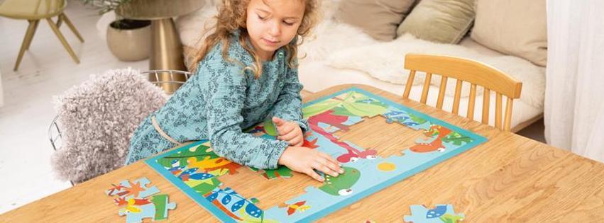 scratch puzzle le monde des dinos 3