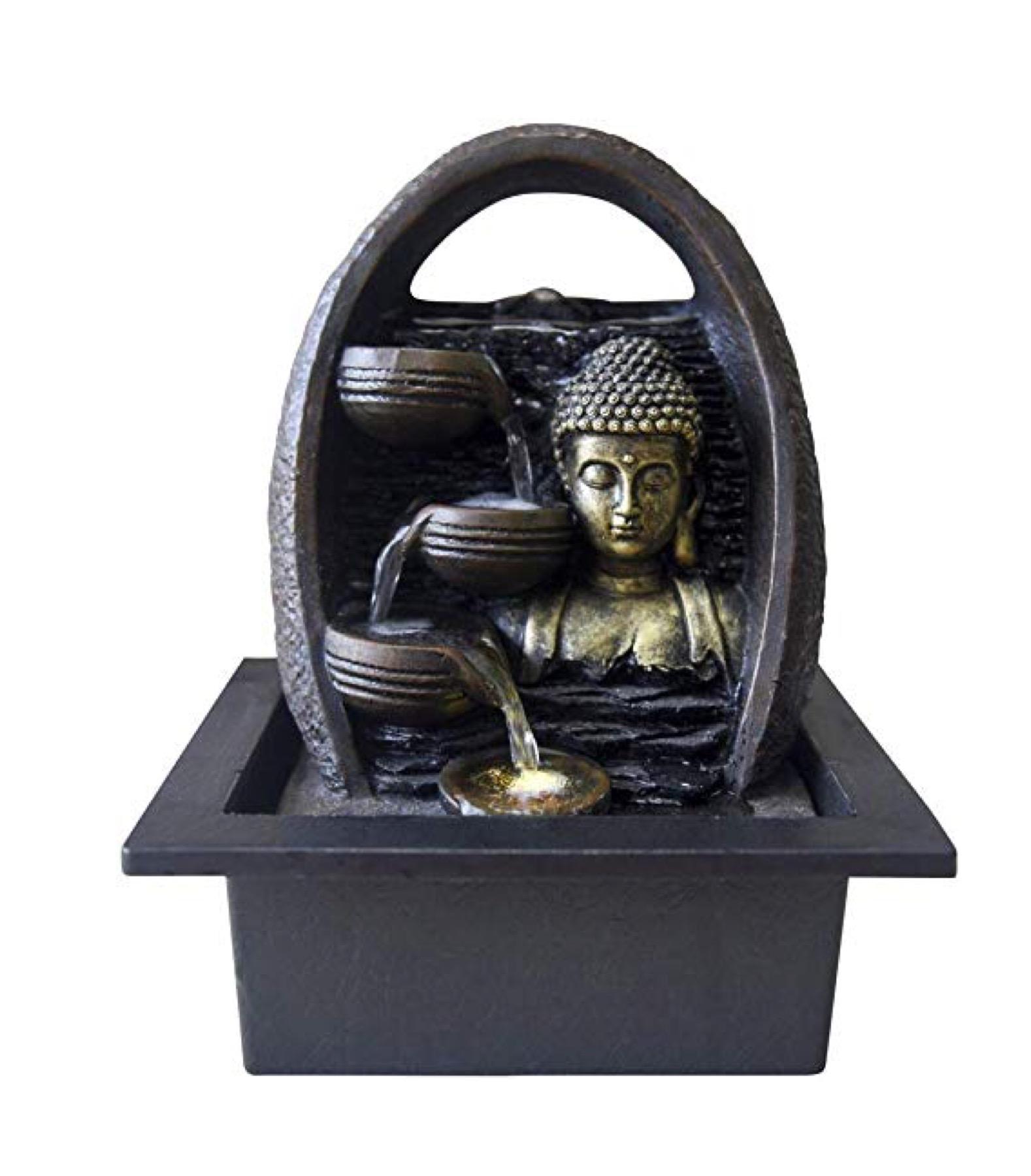 Fontaine d'intérieur Bouddha Essan