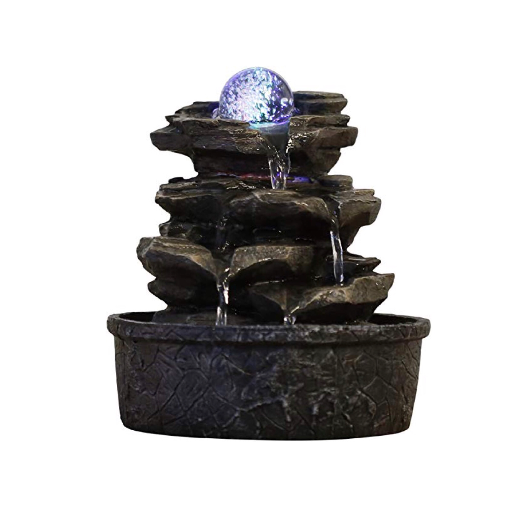 Fontaine Nature d'intérieur Little Rock