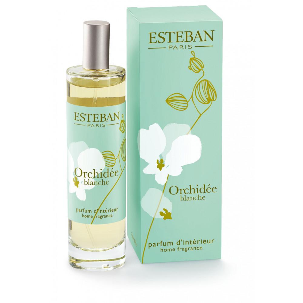 Vaporisateur de parfum d'ambiance ORCHIDEE BLANCHE (Esteban)