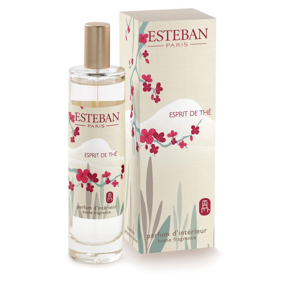 Vaporisateur de parfum d'ambiance ESPRIT DE THE (Esteban)
