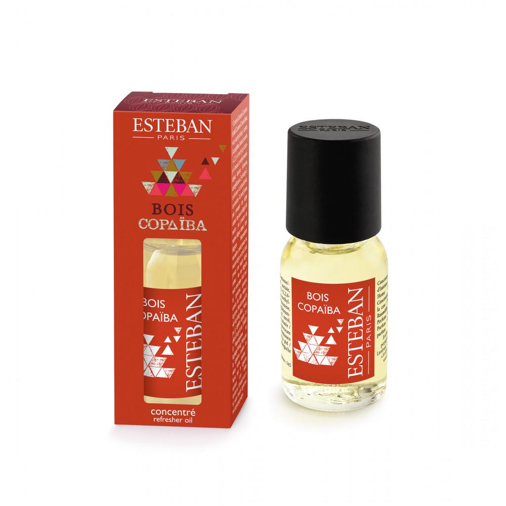 Concentré de parfum d'ambiance BOIS COPAÏBA (Esteban)
