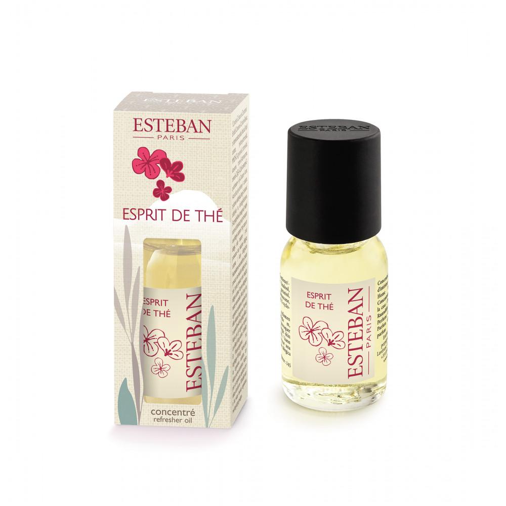 Concentré de parfum d'ambiance ESPRIT DE THE (Esteban)