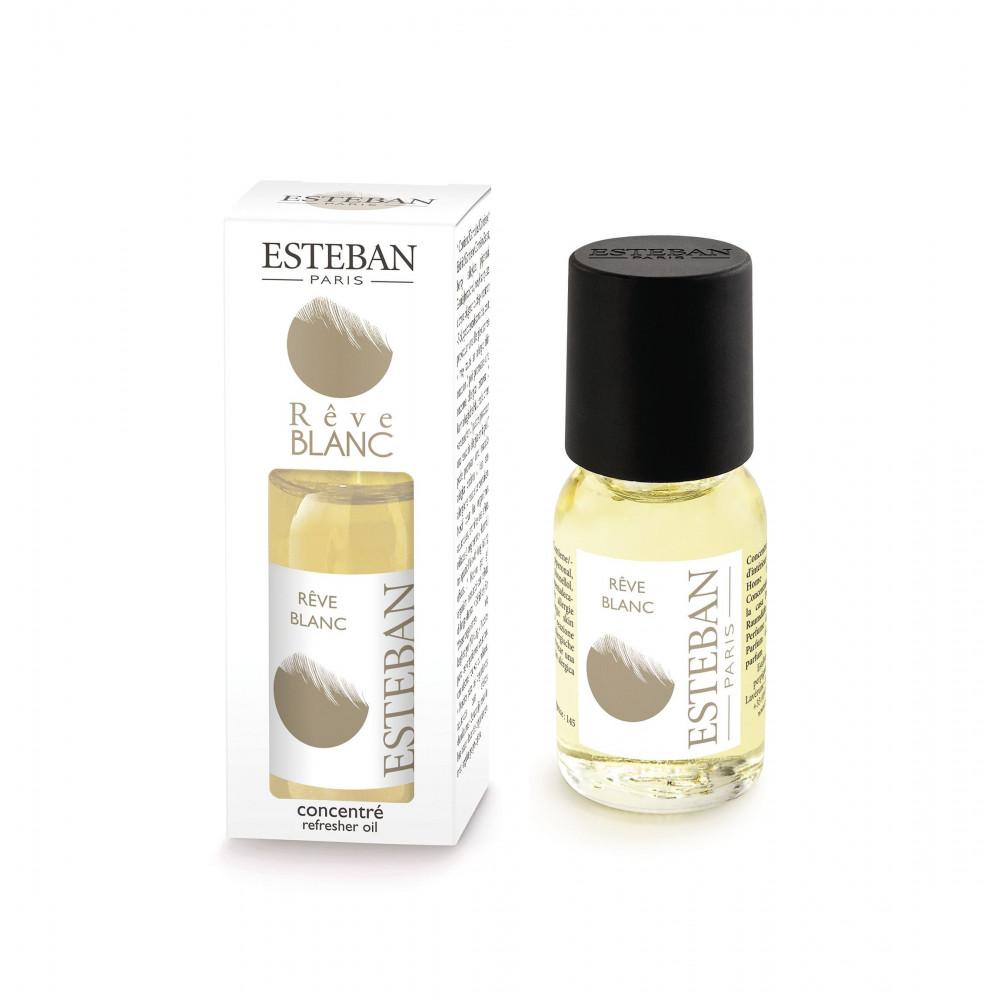 Concentré de parfum d'ambiance REVE BLANC (Esteban)