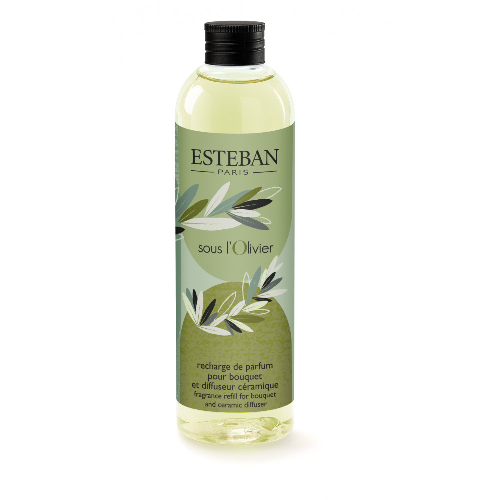 Recharge pour bouquet parfumé SOUS L'OLIVIER (Esteban)