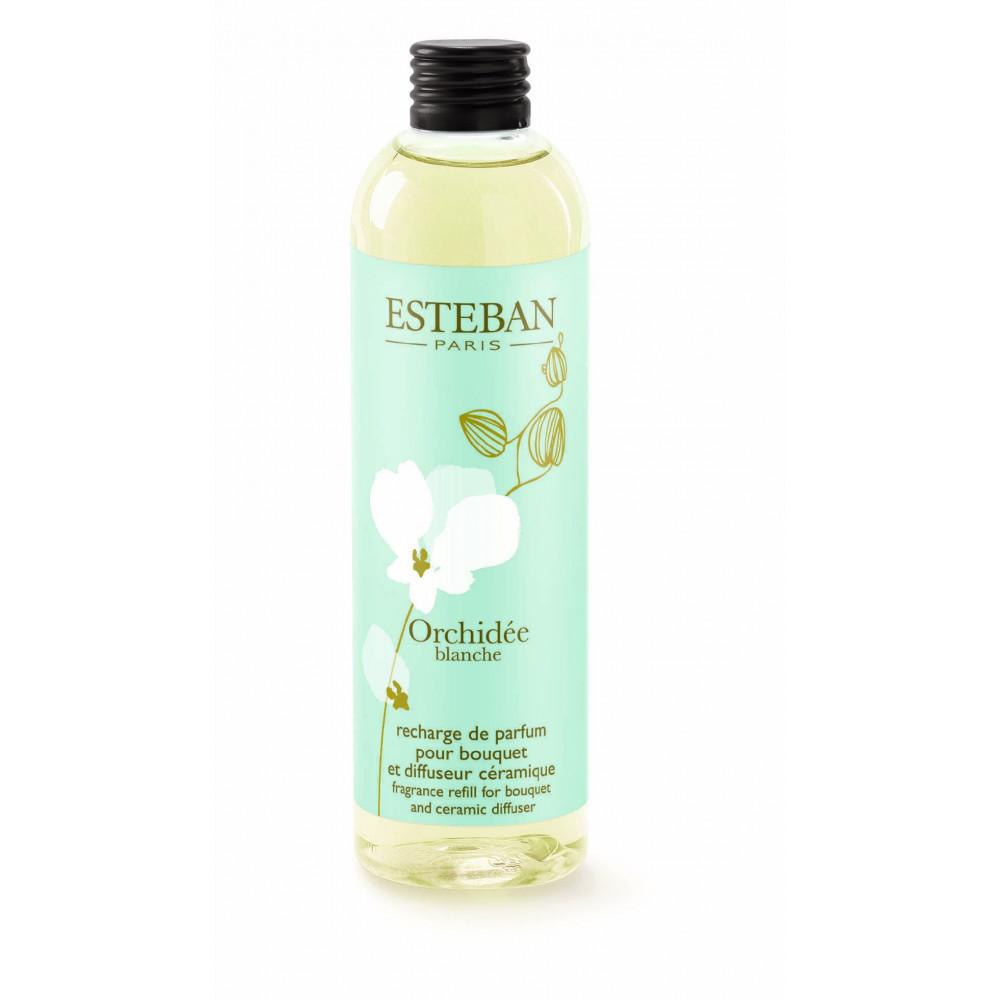 Recharge pour bouquet parfumé ORCHIDÉE BLANCHE (Esteban)
