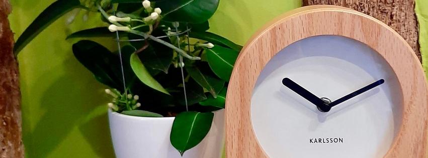 CHEZ UGO ET LEA maison et décoration horloge karlsson