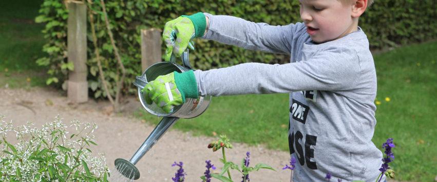 CHEZ UGO ET LEA nature et végétal esschert design arroseoir gant jardinage enfant 5
