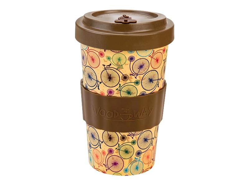 Bamboo cup / mug en bambou Vélos