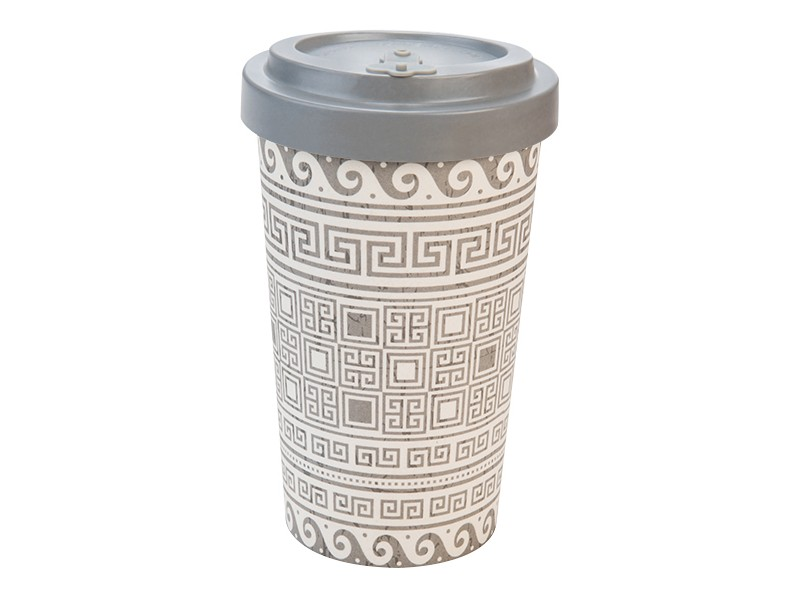 Bamboo cup / mug en bambou Grec