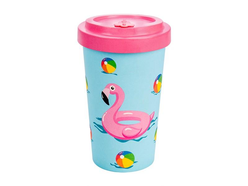 Bamboo cup / mug en bambou Sea fun