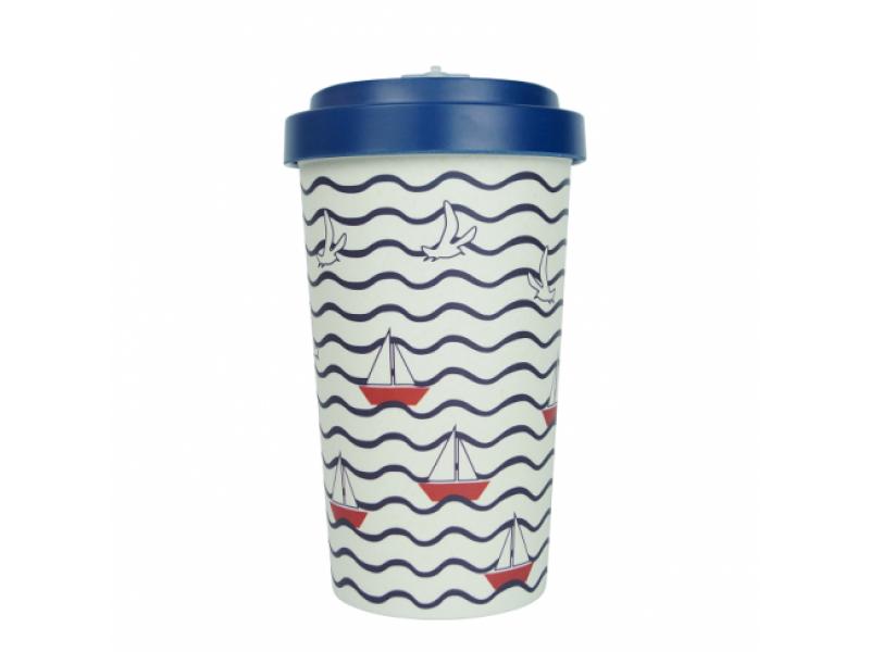 Bamboo cup / mug en bambou Été