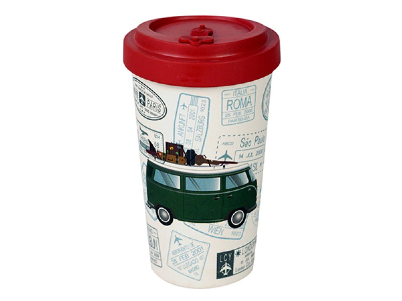 Bamboo cup / mug en bambou Voyages