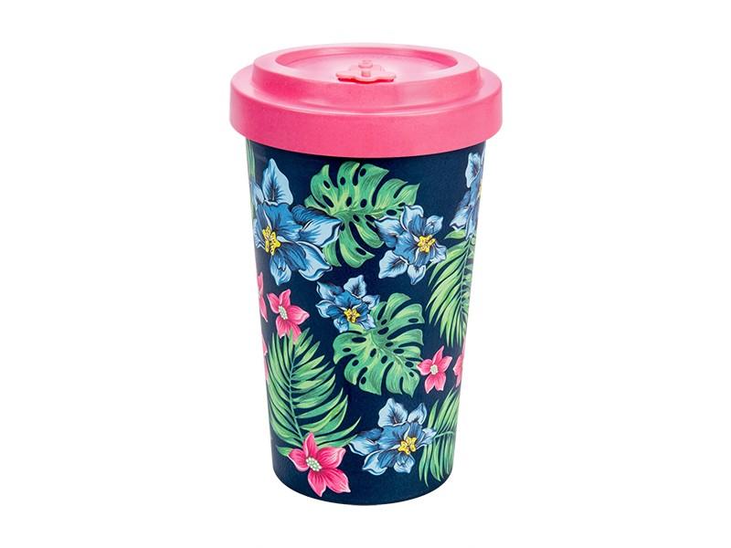 Bamboo cup / mug en bambou Tropical