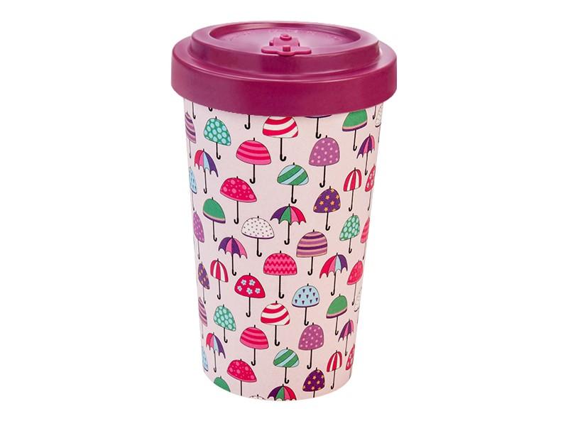 Bamboo cup / mug en bambou Parapluies