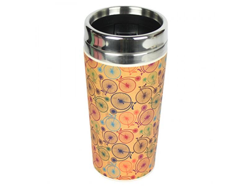 Traveler Bamboo cup / mug de voyage en bambou Vélos