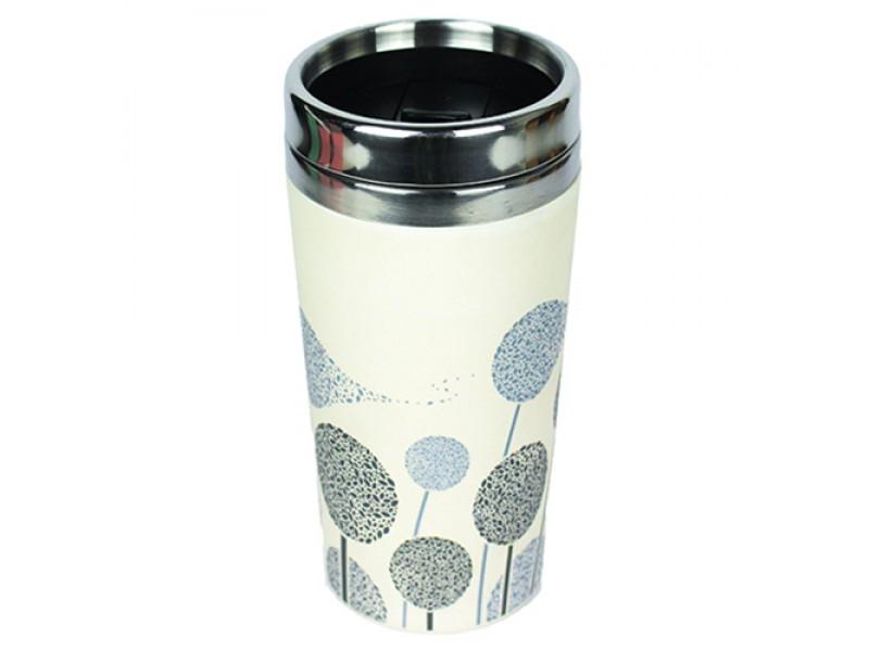Traveler Bamboo cup / mug de voyage en bambou Dents-de-lion