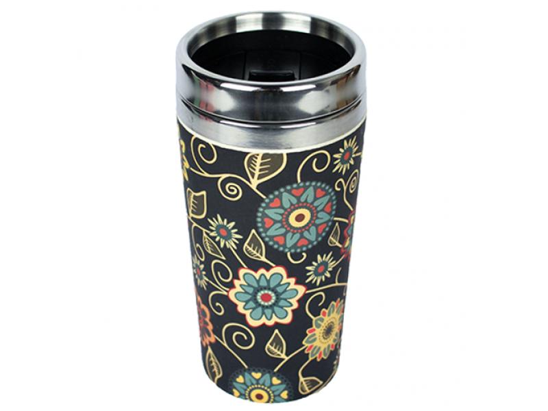 Traveler Bamboo cup / mug de voyage en bambou Vintage