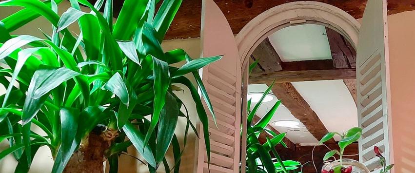 CHEZ UGO ET LEA maison et décoration miroir volet esschert design 3