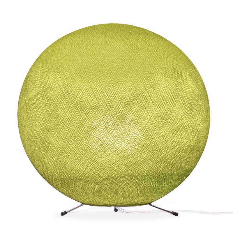 Lampe globe à poser en fibre Anis XS