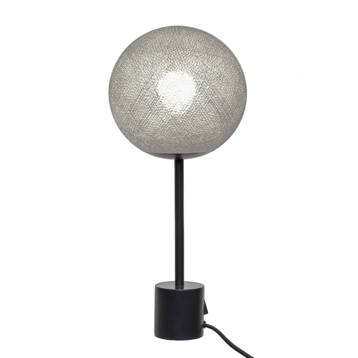 Lampe globe APAPA Grège
