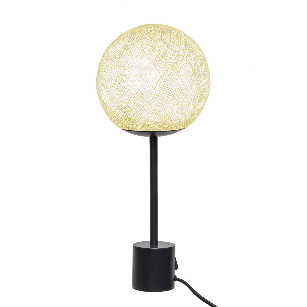 Lampe globe APAPA Ivoire