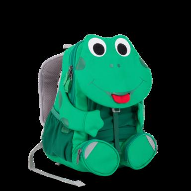 Zoé la grenouille : sac à dos pour enfants. Grands amis (3-5 ans)
