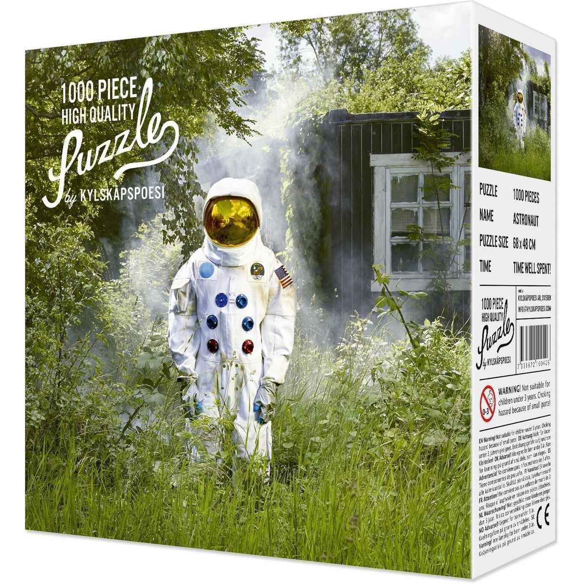 Puzzle 1000 pièces Astronaut - Astronaute