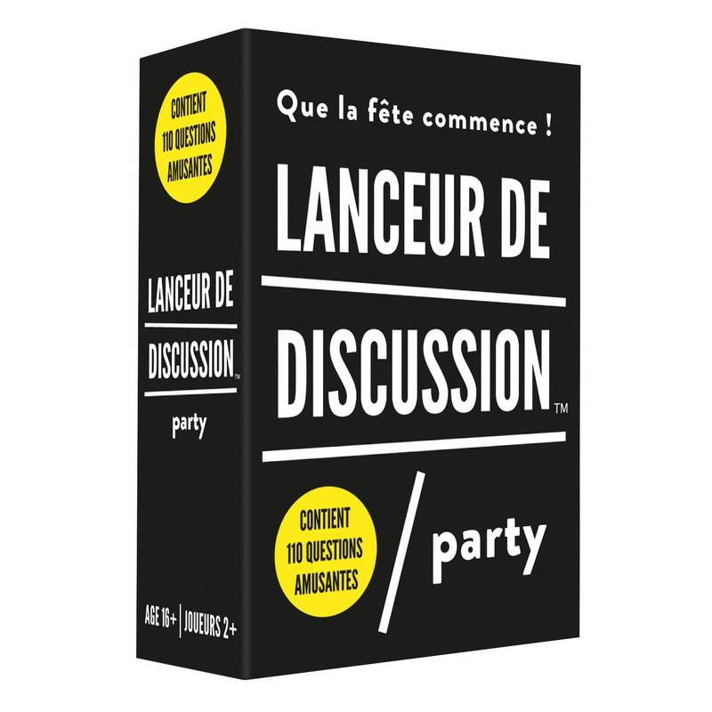 Lanceur de discussion Party