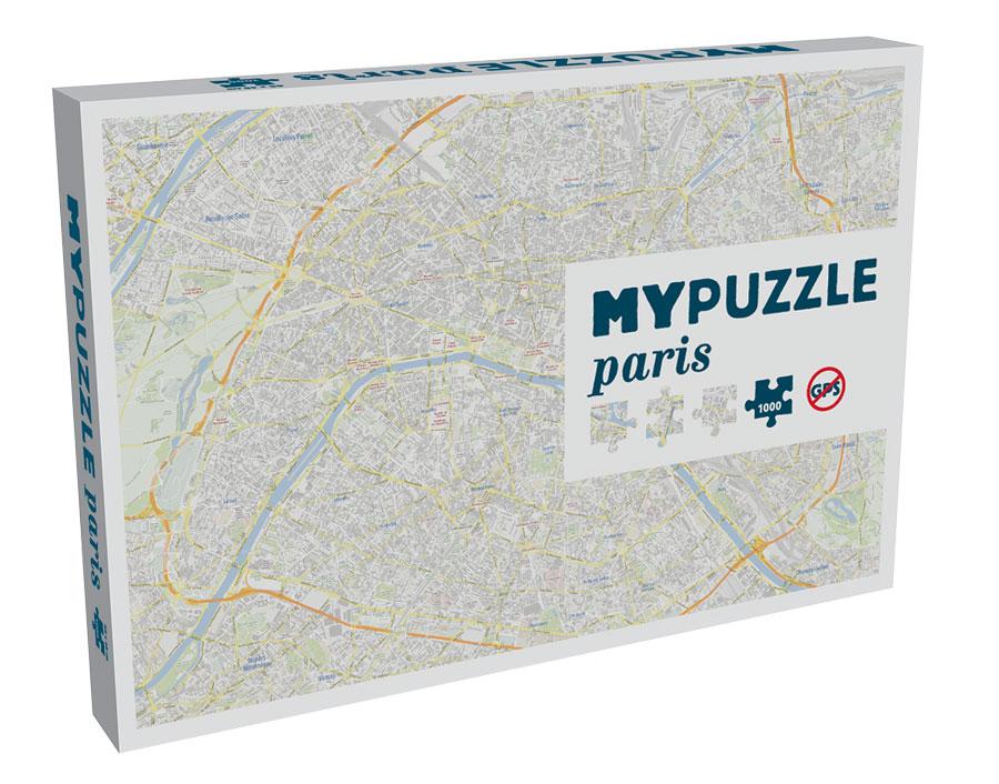 My Puzzle Paris 1000 pièces
