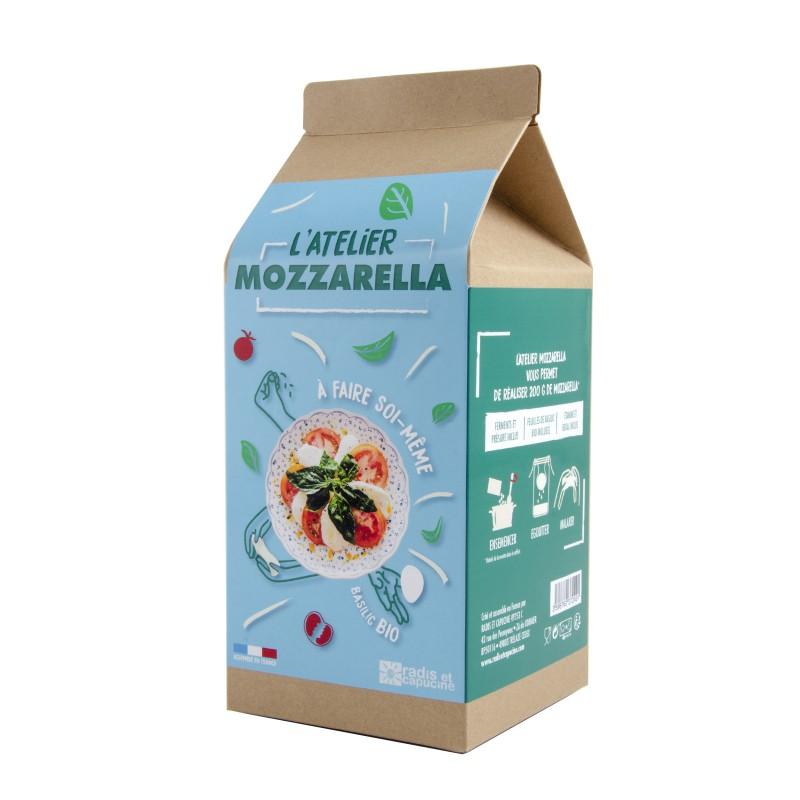 L'atelier Mozzarella A faire soi-même DIY