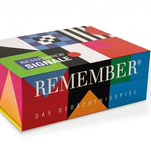 Signale, grand jeu de memory couleurs et formes