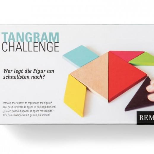 Tangram challenge, grand jeu de tangram en bois avec couleurs