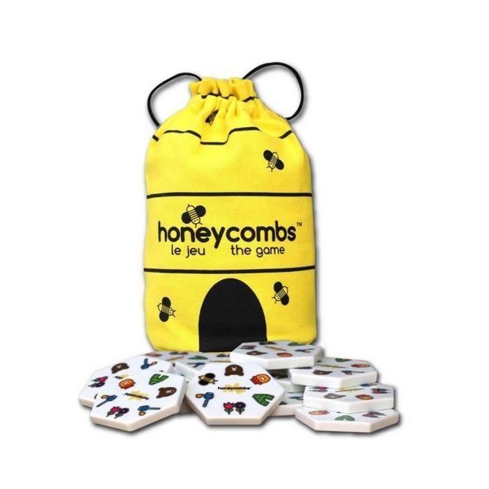 Jeu de société Honeycombs, où l'abeille est reine