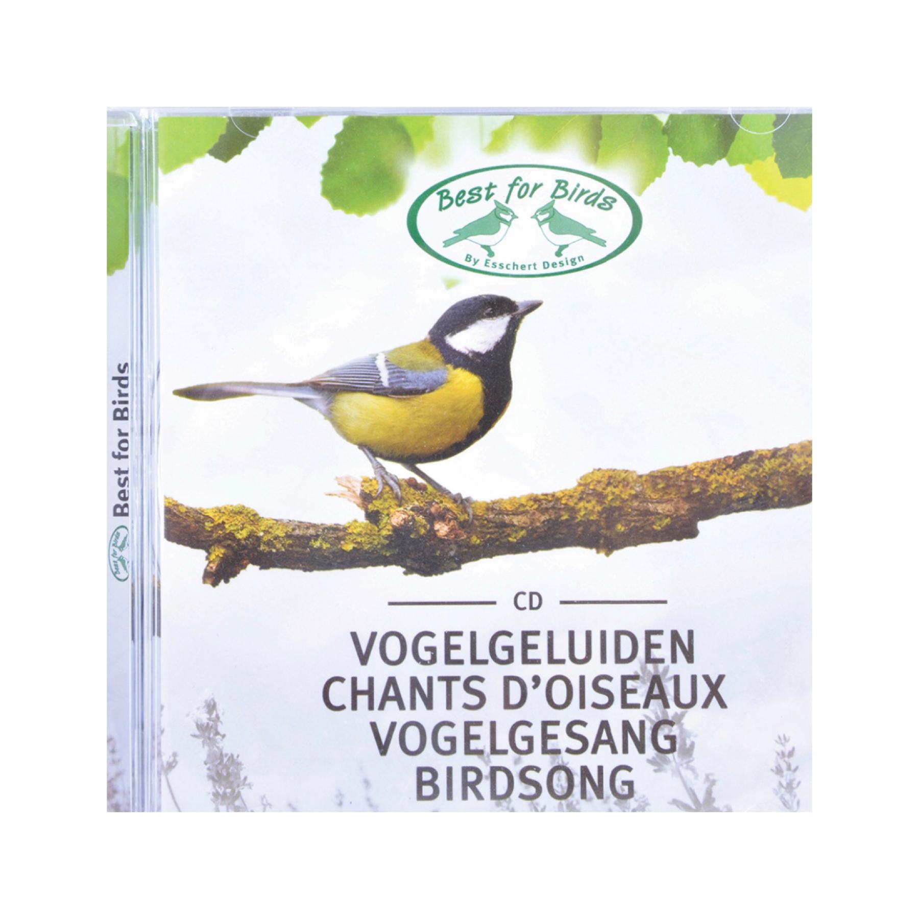 CD 27 chants et cris d'oiseaux